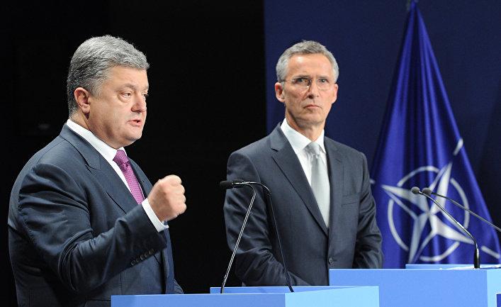 Петро Порошенко: НАТО забезпечить безпеку на Азові
