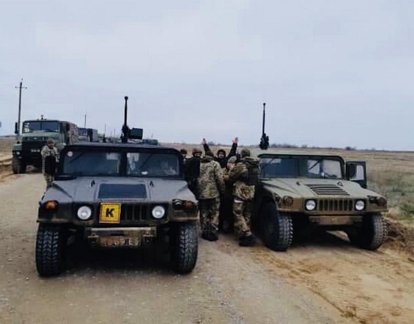 У Військово-Морських силах України розпочалися ротні тактичні навчання