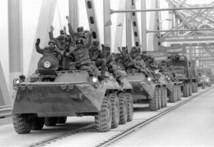30-річчя з дня виведення військ з Афганістану має відзначатися на державному рівні – Бурбак