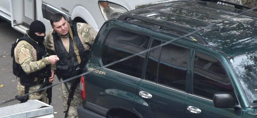 У МВС Грузії підтвердили затримання громадян України