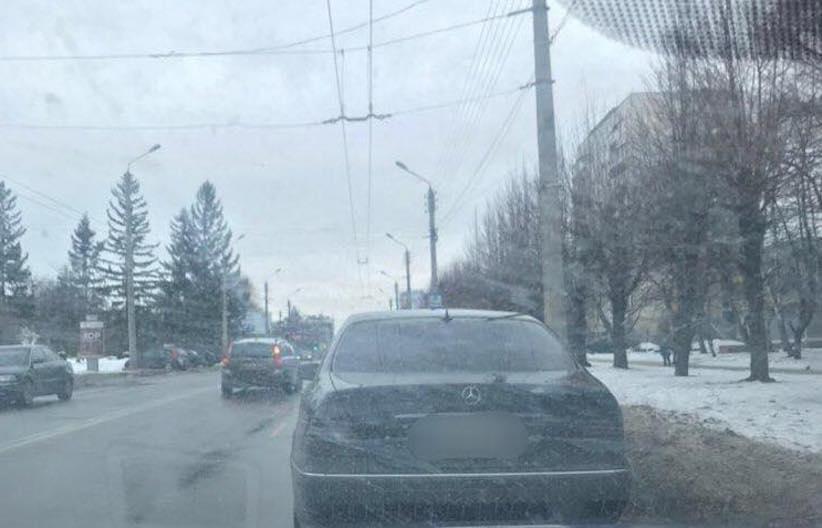 У Чернівцях на водія склали уже дев'ять протоколів за керування у нетверезому стані – поліція