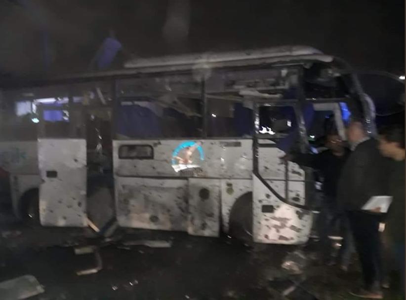 У столиці Єгипту вибухнув автобус із туристами, є жертви
