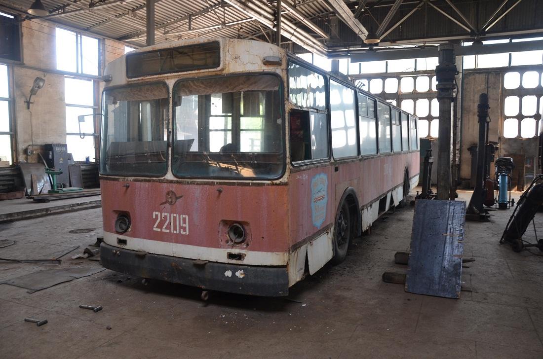 Продан хоче купити за кошти чернівчан ще 30 старих тролейбусів
