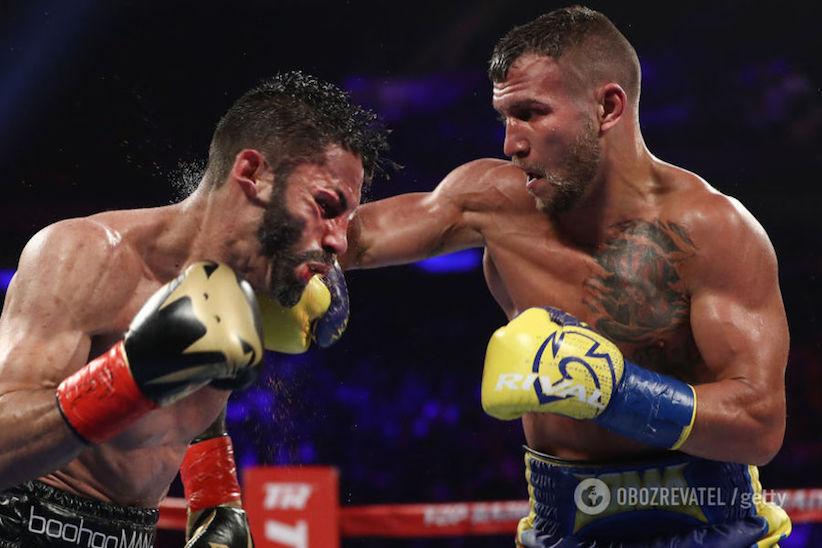 Всесвітня боксерська асоціація визнала бій Ломаченка кращим у 2018 році