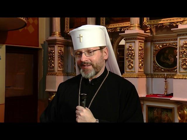 Глава УГКЦ Блаженніший Святослав відправив урочисту Літургію в Чернівцях