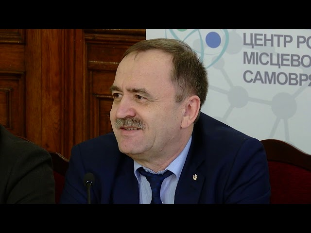 Заступник міністра регіонального розвитку у Чернівцях пообіцяв звільняти голів РДА