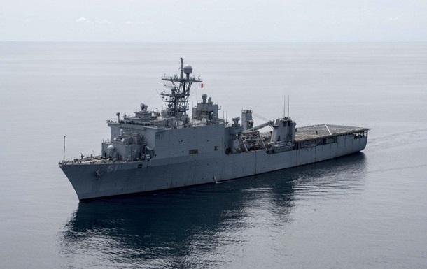 США можуть направити в Чорне море військовий корабель – ЗМІ