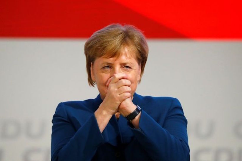 Меркель заявила, що покине політику у 2021 році