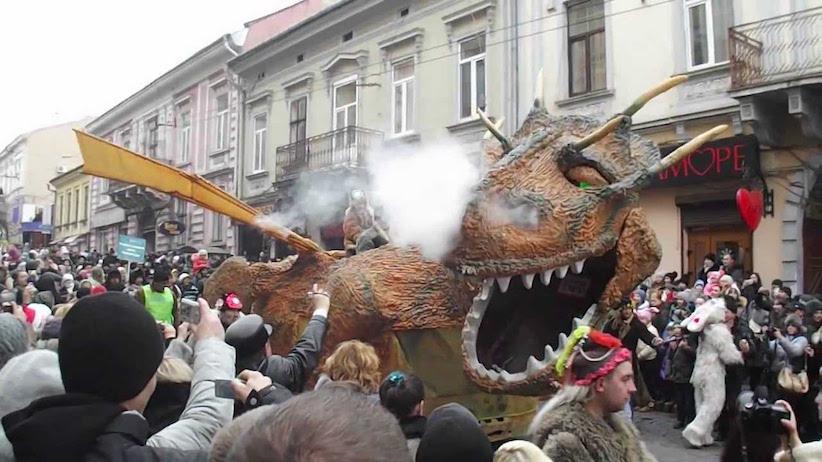 Локдаун: у Чернівцях скасовано проведення фестивалю маланок