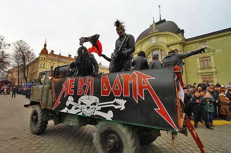 Через скасування фестивалю Маланки Чернівці втрачають гроші – Каспрук