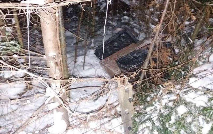 На Буковині порушники покинули контрабандні сигарети і втекли від прикордонників