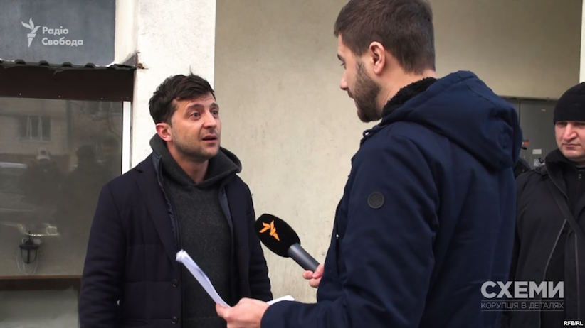 Журналісти дослідили кінобізнес Володимира Зеленського у Росії