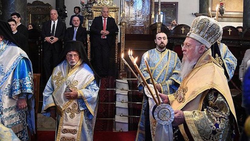 У Туреччині під час літургії молитву читали українською мовою (відео)