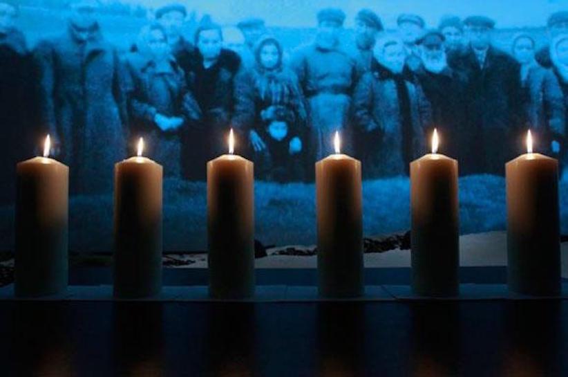 У Чернівцях єврейська громада проведе мітинг пам'яті жертв Голокосту