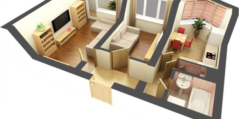 В Україні можуть значно спростити норми планування квартири: що для цього потрібно