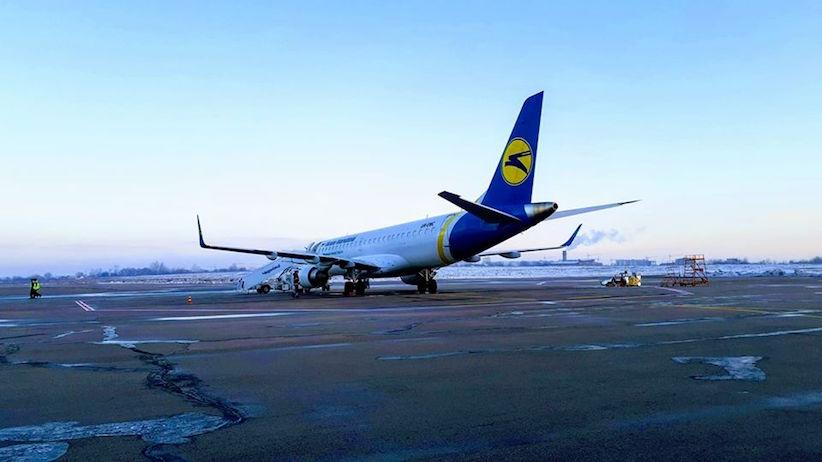 У Чернівцях пасажиропотік аеропорту за минулий рік збільшився на 51%