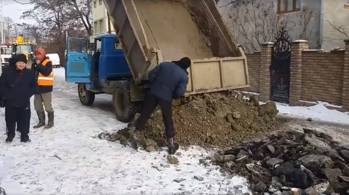 У Чернівцях оштрафують керівника водоканалу за проведення несанкціонованих земляних робіт