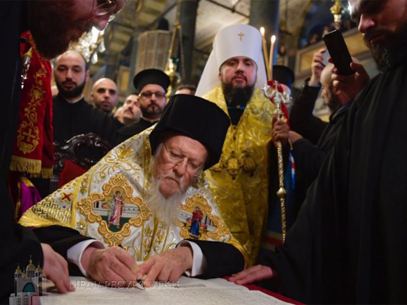 Глава УГКЦ і муфтій мусульман привітали українців з отриманням томосу