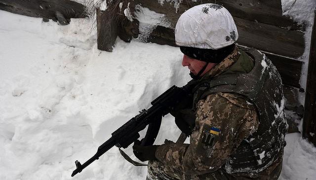 Бойовики обстрілювали позиції Об'єднаних сил з кулеметів і гранатометів