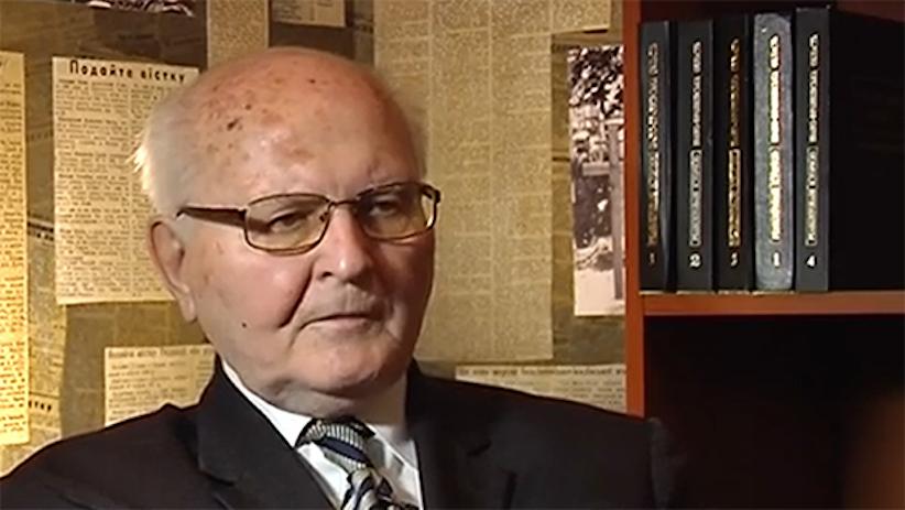 Помер 98-річний лідер ОУН, в'язень нацистського табору Аушвіц Омелян Коваль