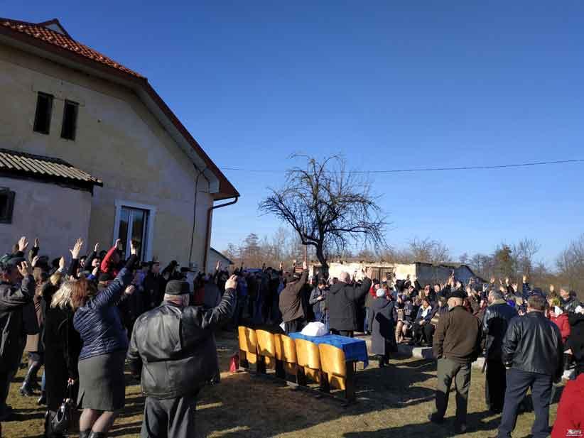 На Буковині громада села Кальнівці перейшла до ПЦУ