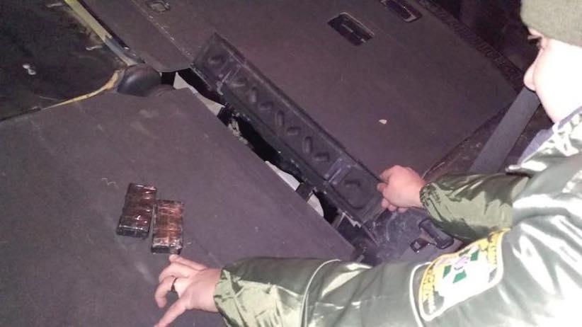Житель Маріуполя перевозив вибухівку з окупованого Донбасу – Держприкордонслужба