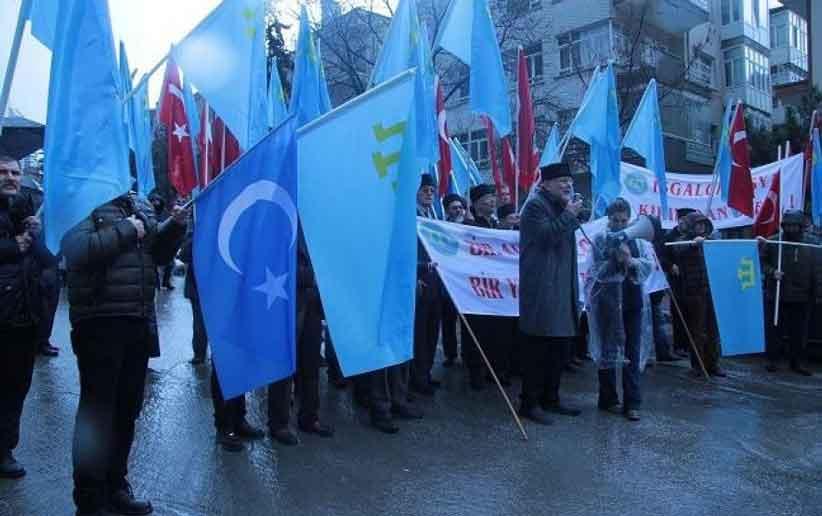 У Туреччині проходять акції проти анексії Криму