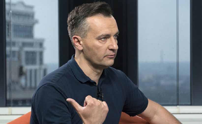 Журналіст Дмитро Гнап зняв свою кандидатуру з президентської кампанії