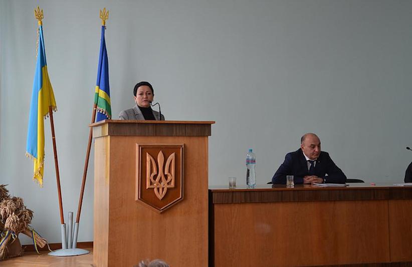 На Буковині відбулися вибори голови Хотинської районної ради