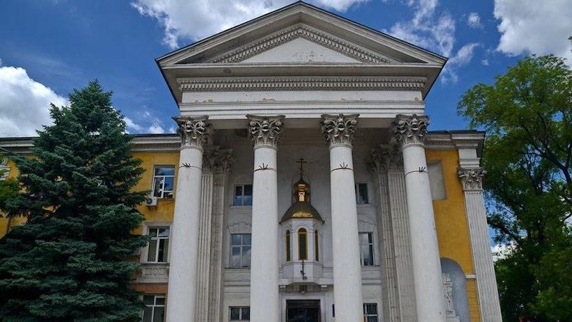 У Криму окупанти намагаються відібрати головний храм ПЦУ