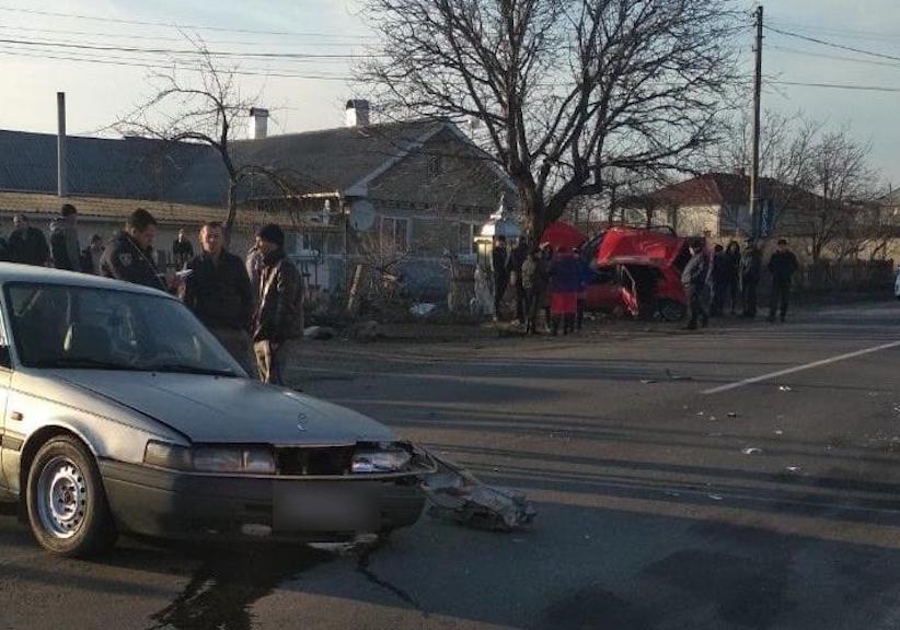 ДТП на Буковині: в Опришенах зіткнулися два легковики, одна людина загинула