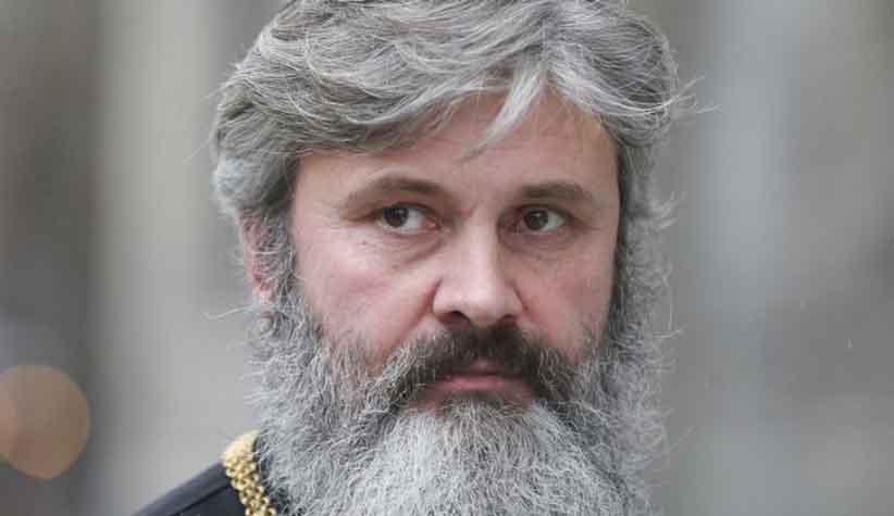МЗС стурбоване затриманням архієпископа Православної церкви України в окупованому Криму
