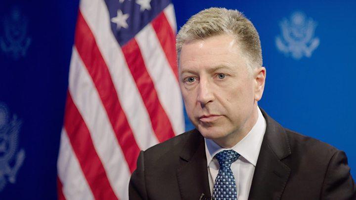 Волкер закликав Росію звільнити українських моряків