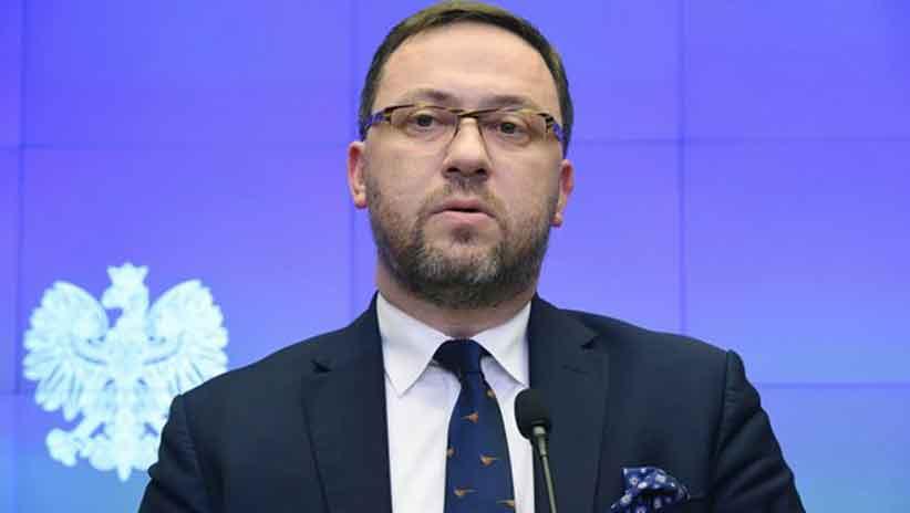Послом Польщі в Україні офіційно висунуто Бартоша Ціхоцького