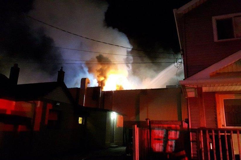 У Канаді згоріла будівляУкраїнськогокультурногоцентру