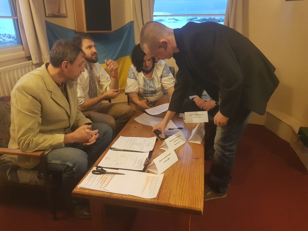 В Антарктиді завершилося голосування на виборах президента