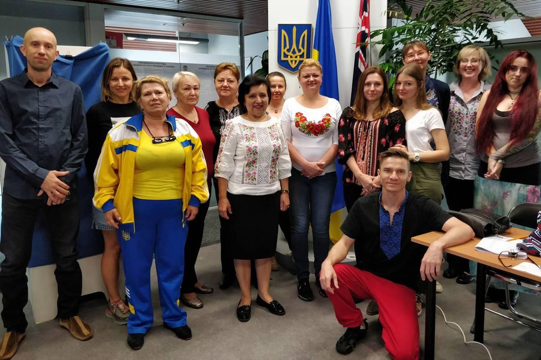 В Австралії завершилось голосування на виборах президента України