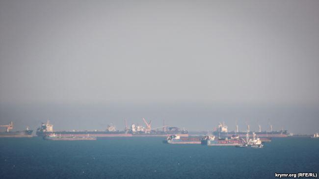У Керченській протоцізаблоковано прохід кораблів – ЗМІ