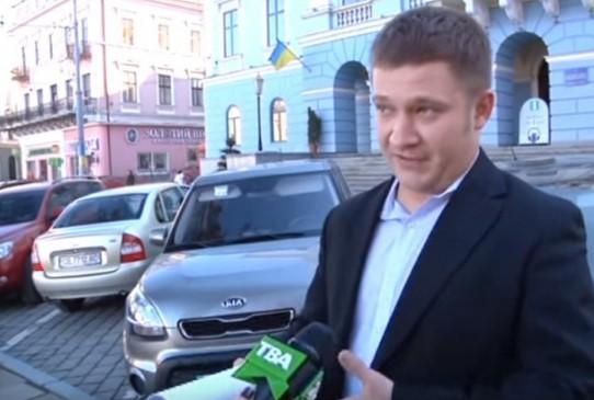 Помічник Михайлішина хоче очолити управління з контролю за благоустроєм Чернівців