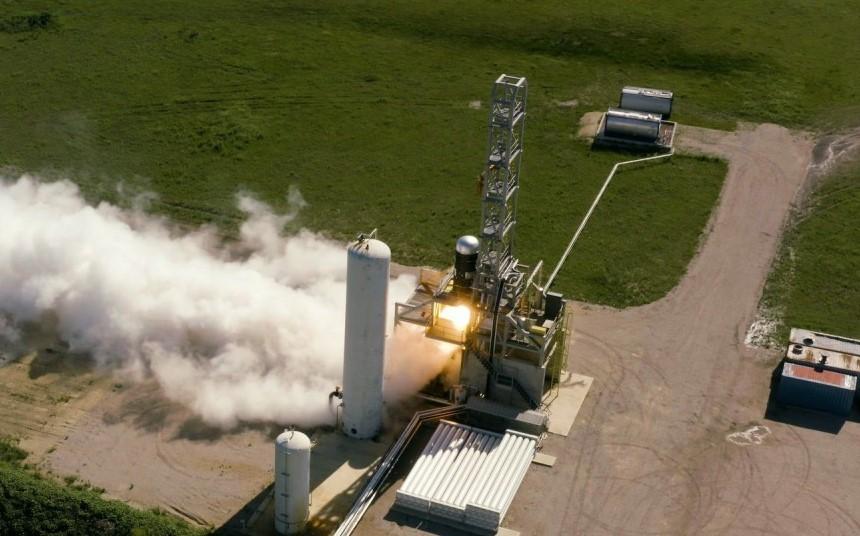 У США провели тест двигуна українсько-американської ракети Alpha