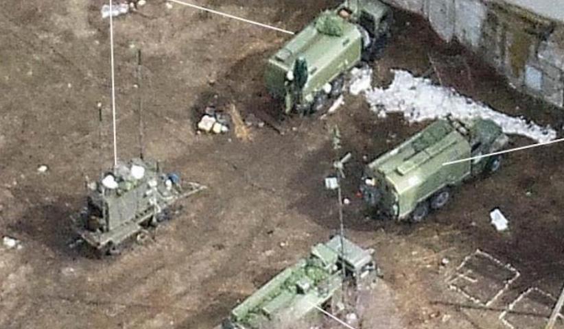На Донбасі спостерігачі ОБСЄ зафіксували у бойовиків нове озброєння РФ
