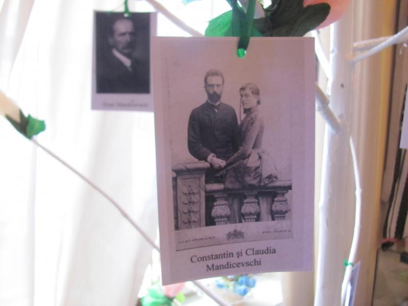 У Чернівцях відкрили виставку про село, з якого походить родина Мандичевських