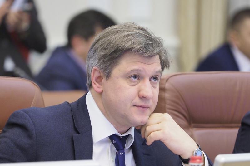 Президент призначив Данилюка секретарем РНБО