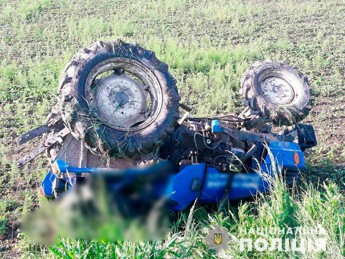 Смертельна ДТП: на Вижниччині загинув тракторист