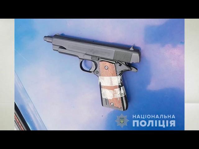 У Вижниці підприємець підпільно продавав зброю