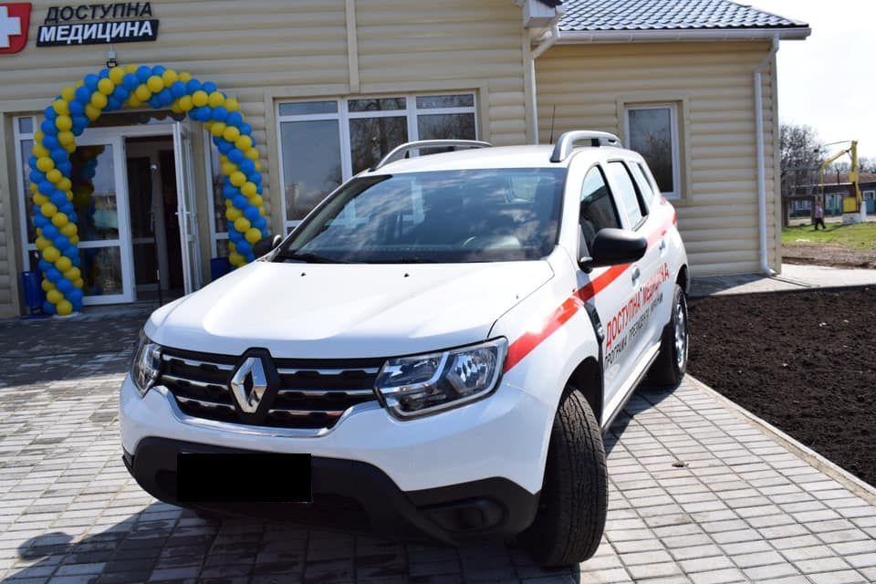 Буковина отримає 28 автівок для закладів первинної медичної допомоги