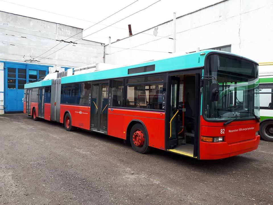 Чому Чернівці купують старі тролейбуси з Європи? Блог Карімової