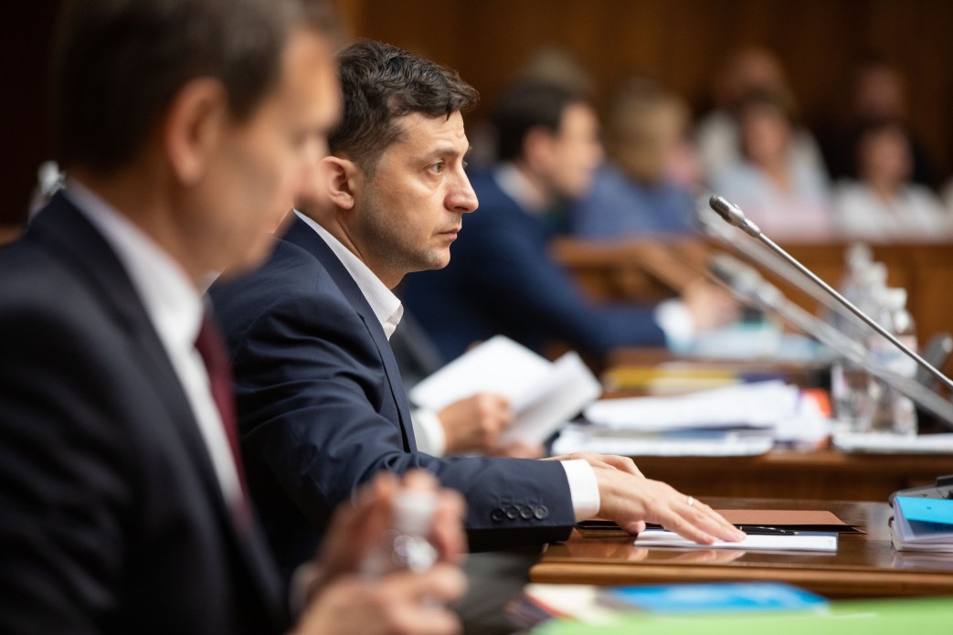 Зеленський ветував закон про державну підтримку «Пласту»