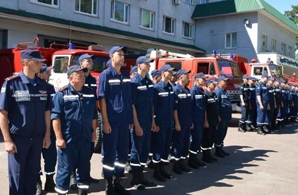 Під час святкування Трійці рятувальники перейшли на посилений режим несення служби