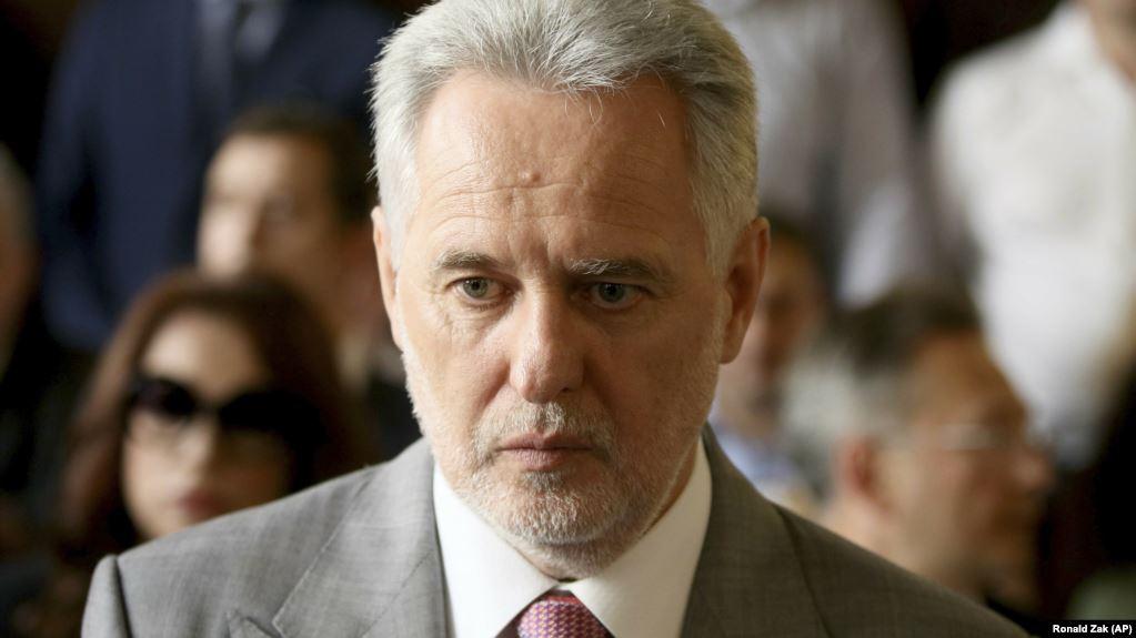 РНБО ввела санкції проти бізнесменів Павла Фукса і Дмитра Фірташа
